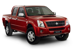 2008 holden rodeo A