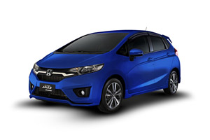 2016 honda jazz limited edition b