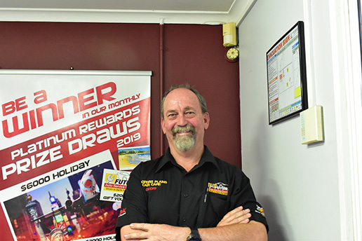 Owner of Coopers plains car care