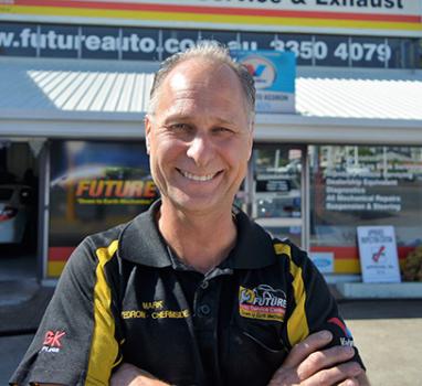 Owner of Future Auto Kedron
