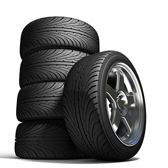 WE sell tyres for all vehicles